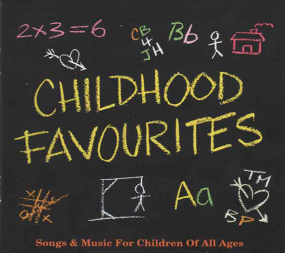 Various Childhood Favourite CD