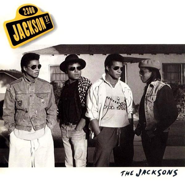 The Jacksons 2300 Jackson Street Vinyl