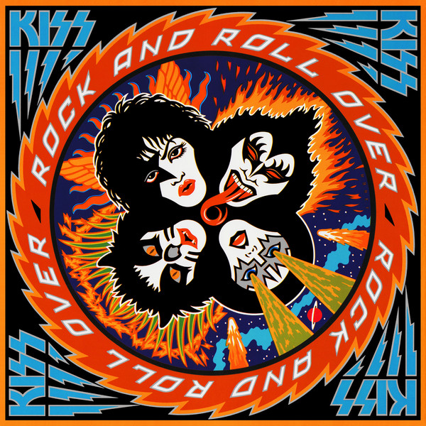 Kiss Rock And Roll All Over