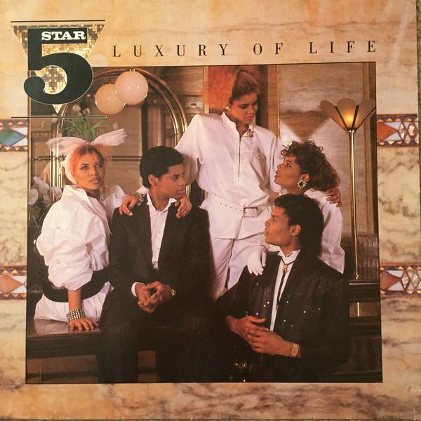Five Star Luxury Of Life Vinyl