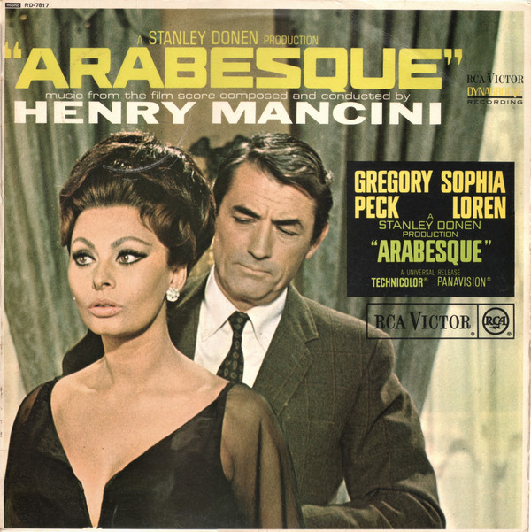 Henry Mancini Arabesque (Music From The Motion Picture Score)