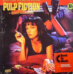 Various  Pulp Fiction: Music From The Motion Picture  Vinyl