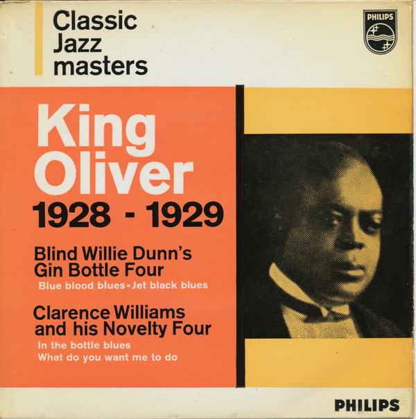 King Oliver Classic Jazz Masters - 1928-1929