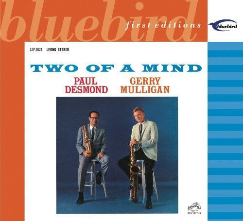 Paul Desmond, Gerry Mulligan Two Of A Mind Vinyl