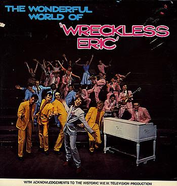 Wreckless Eric The Wonderful World Of Wreckless Eric Vinyl