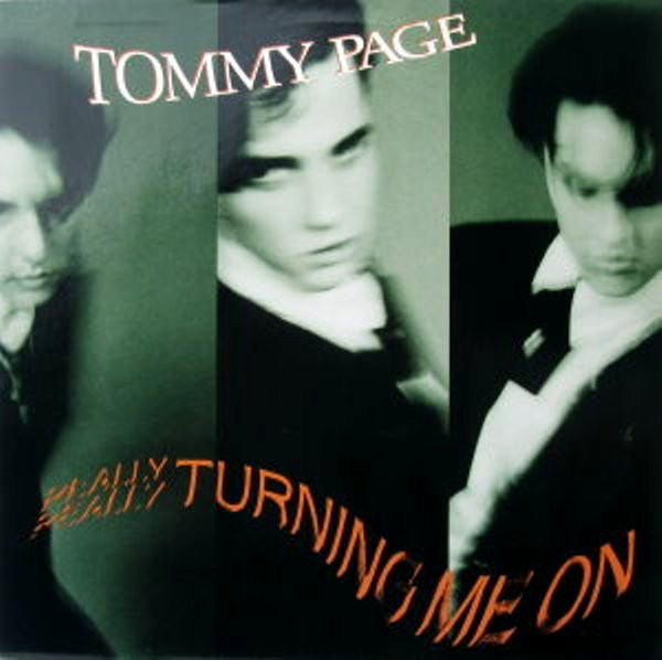 Page, Tommy Turning Me On Vinyl