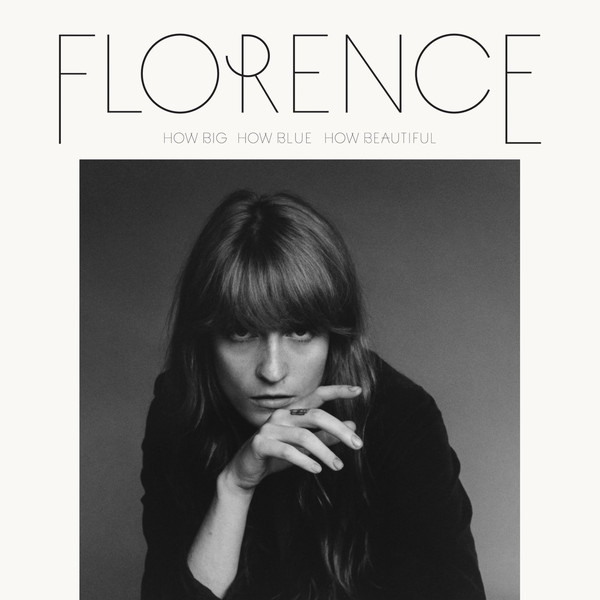 Florence + The Machine How Big, How Blue, How Beautiful Vinyl