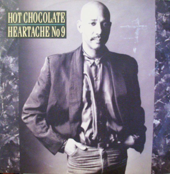 Hot Chocolate Heartache No 9 Vinyl