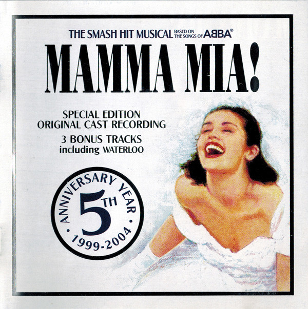 Original Cast Recording Mamma Mia! - The Smash Hit Musical Based On Songs Of ABBA Vinyl