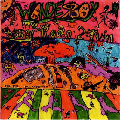Wonderboy Abbey Road To Ruin CD