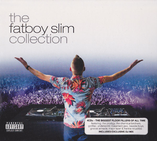 Fatboy Slim The Fatboy Slim Collection CD
