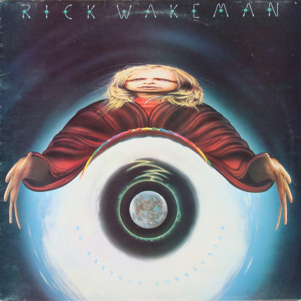 Wakeman, Rick No Earthly Connection Vinyl