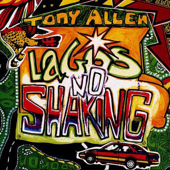 Allen, Tony Lagos No Shaking CD