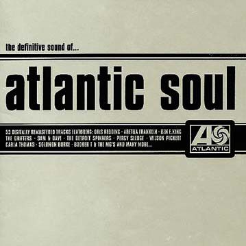 Various The Definitive Sound Of Atlantic Soul