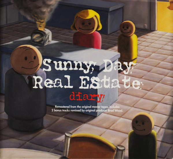 Sunny Day Real Estate Diary