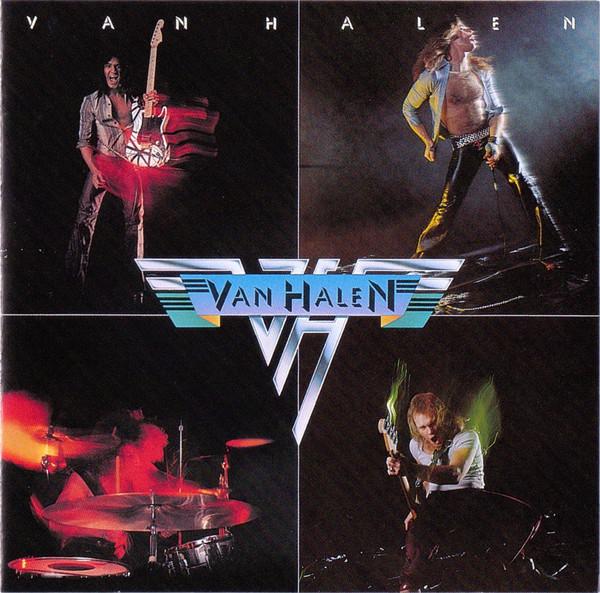Van Halen Van Halen CD