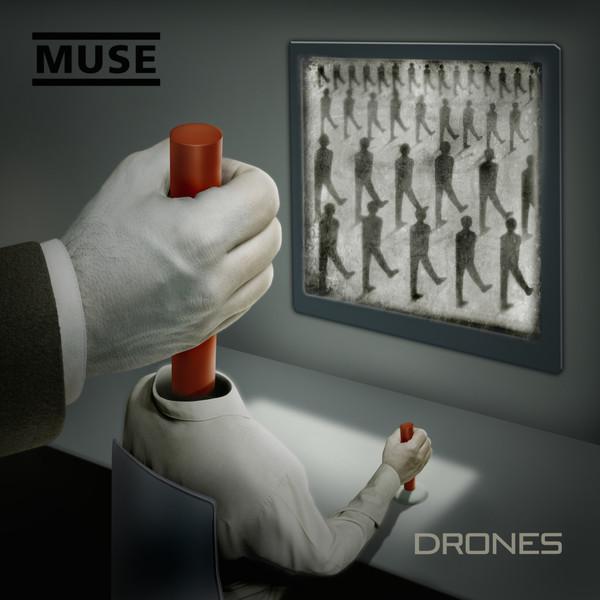 Muse Drones Vinyl