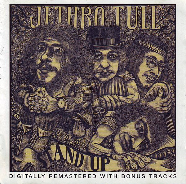Jethro Tull Benefit (The Steven Wilson 2013 Stereo Remix) CD