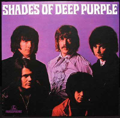Deep Purple Shades Of Deep Purple Vinyl