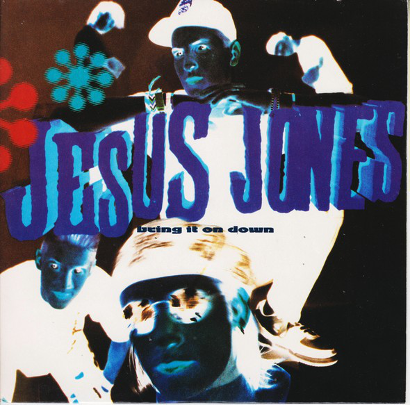 Jesus Jones Bring It On Down Vinyl