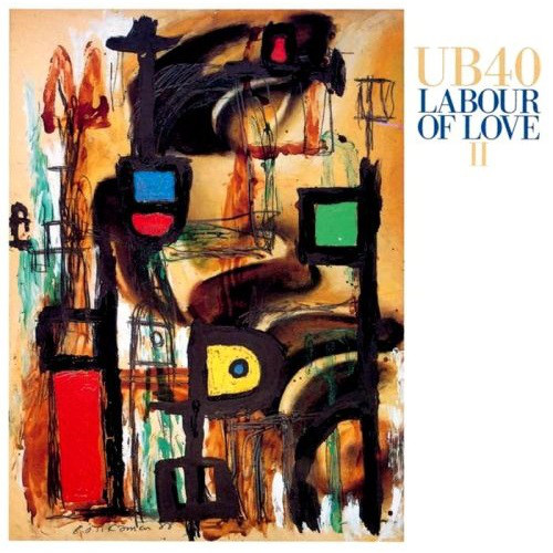 UB40 Labour Of Love II