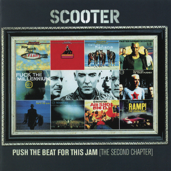 Scooter Push The Beat For This Jam (The Second Chapter) CD