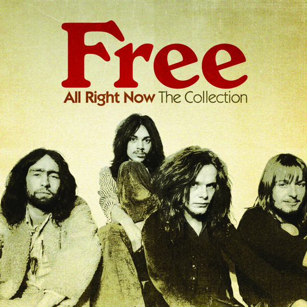 Free All Right Now - The Collection Vinyl
