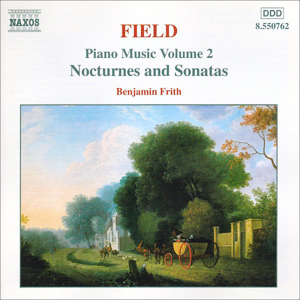 John Field - Benjamin Frith  Piano Music Volume 2 (Nocturnes And Sonatas)