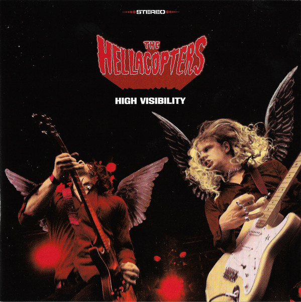 The Hellacopters High Visibility Vinyl