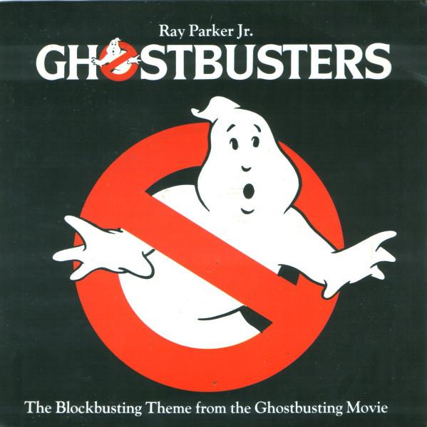 Ray Parker Jr.  Ghostbusters Vinyl