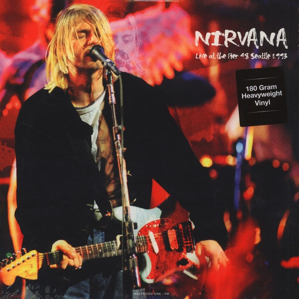 Nirvana Live At The Pier 48, Seattle - December 13, 1993 Vinyl