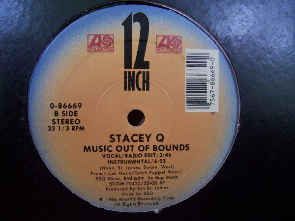 Q, Stacey Music Out Of Bounds