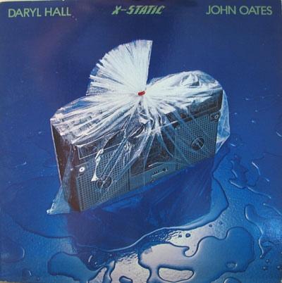 Hall, Daryl & John Oates X-Static Vinyl