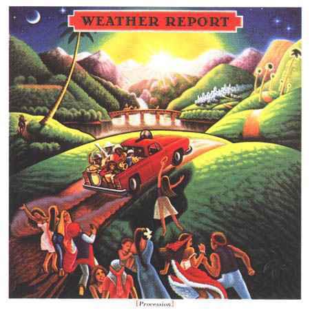 Weather Report Procession Vinyl