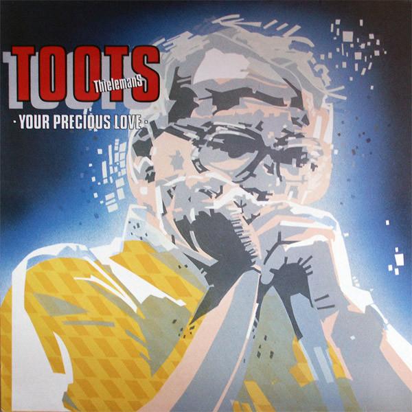 Toots Thielemans Your Precious Love Vinyl