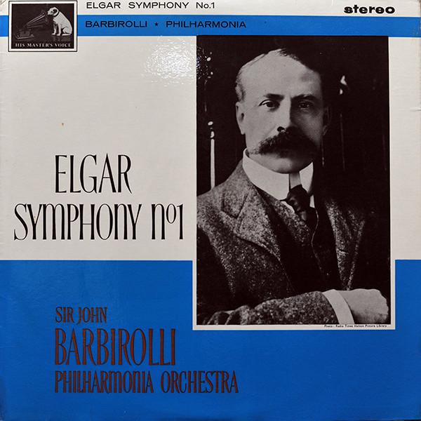 Elgar - John Barbirolli Symphony No. 1 Vinyl