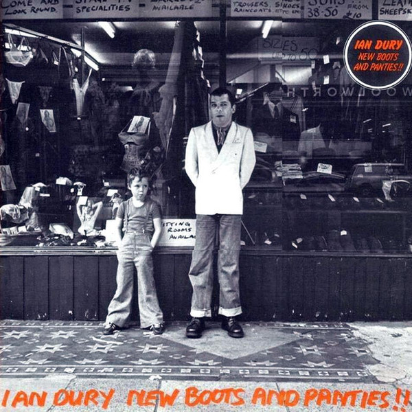 Ian Dury And The Blockheads New Boots And Panties