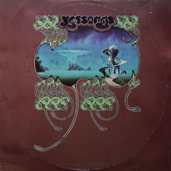 Yes Yessongs Vinyl