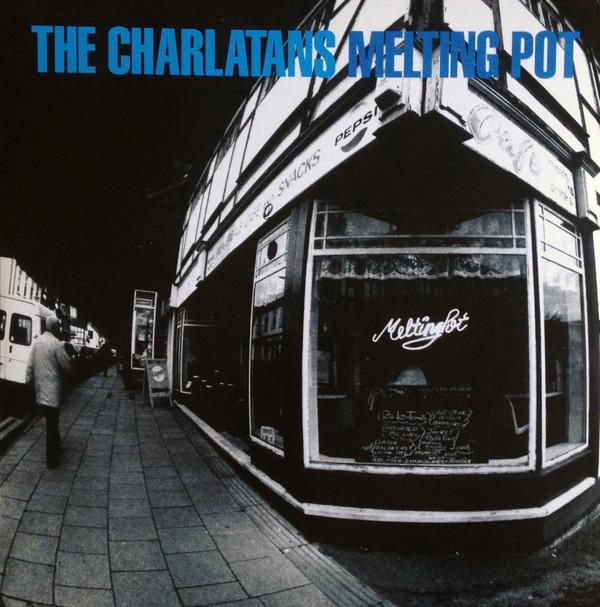 The Charlatans Melting Pot Vinyl