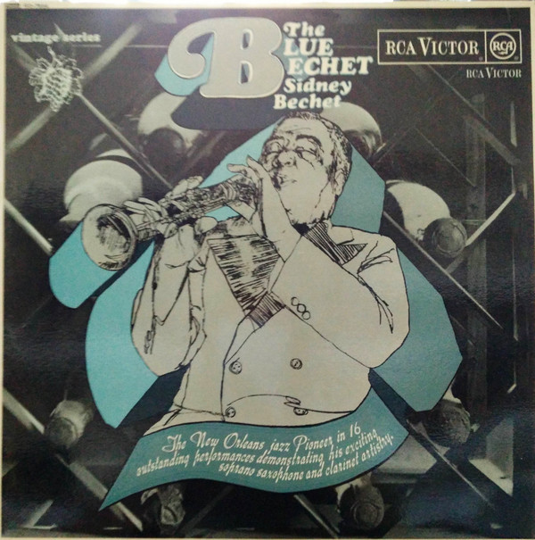 Bechet, Sidney The Blue Bechet Vinyl