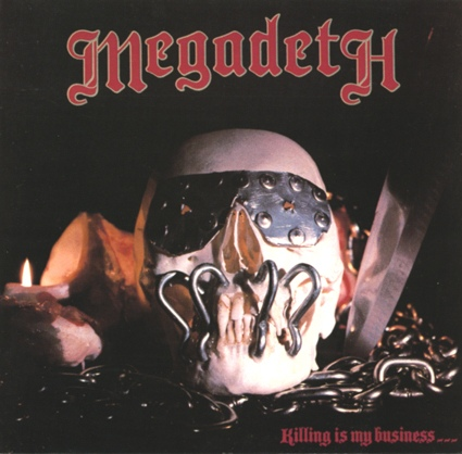 Megadeth Killing Is My Business... And Business Is Good! Vinyl