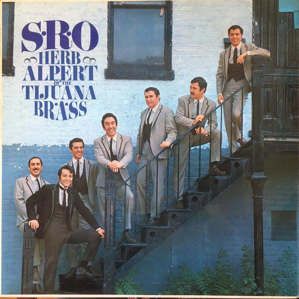 Herb Alpert & The Tijuana Brass S.R.O. Vinyl