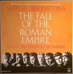 Dimitri Tiomkin The Fall Of The Roman Empire ( Original Motion Picture Soundtrack)