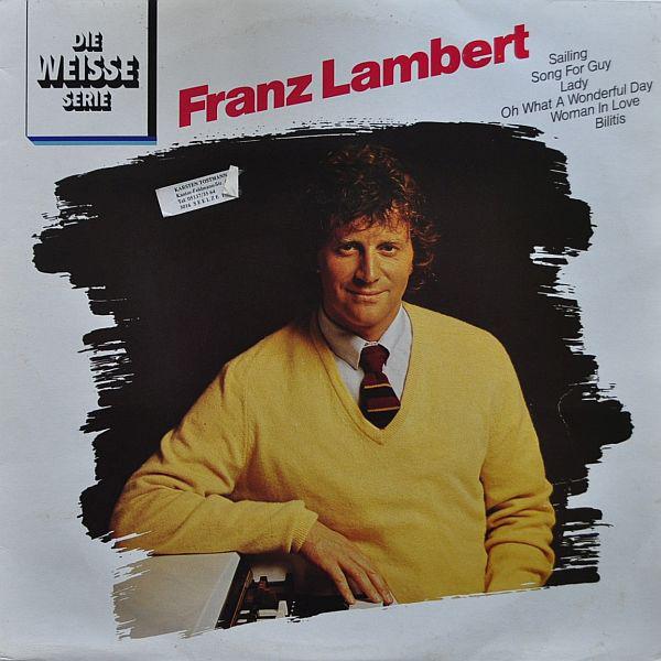 Lambert, Franz Franz Lambert