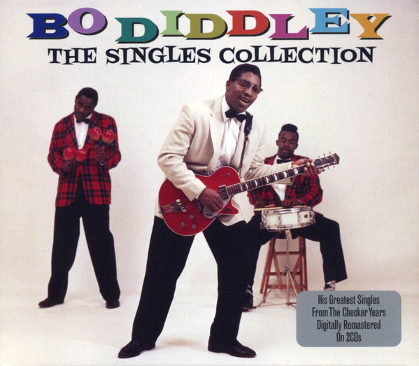 Diddley, Bo The Singles Collection CD