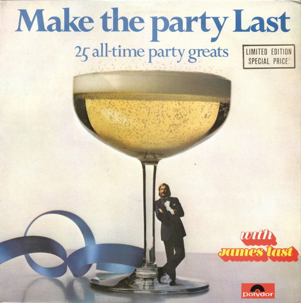 Last, James Make The Party Last Vinyl