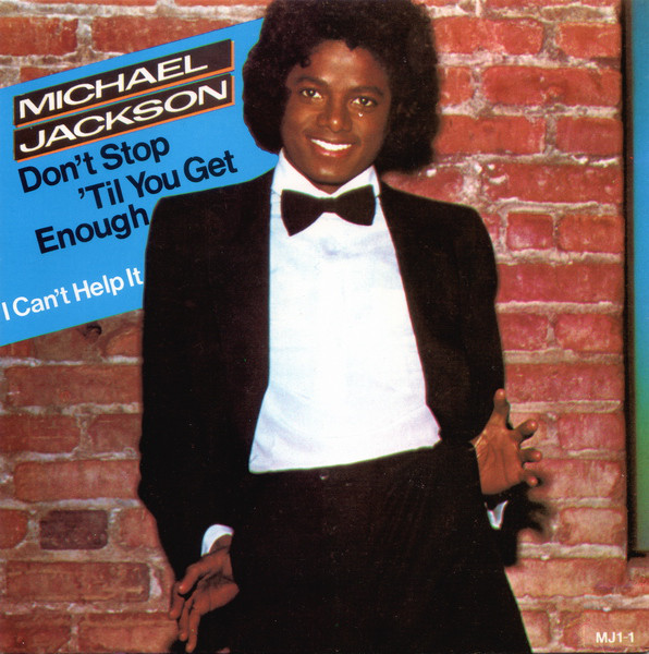 Jackson, Michael Don't Stop Til You Get Enough Vinyl