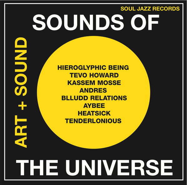 Various Artists Sounds of the Universe (Art + Sound)  CD