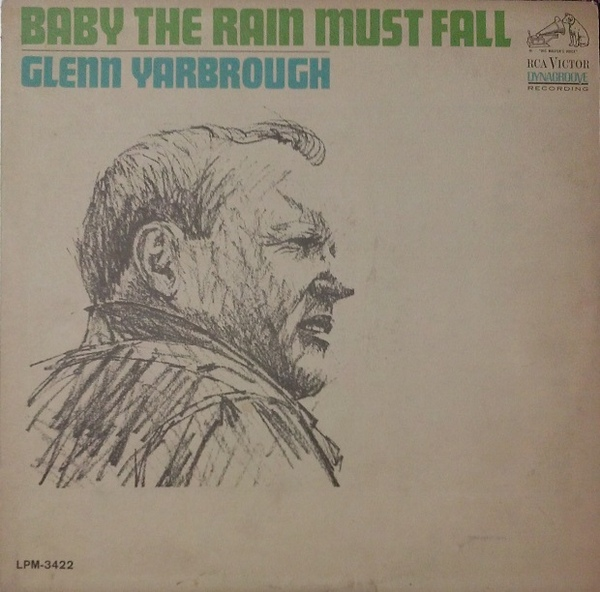 Yarbrough, Glenn Baby The Rain Must Fall Vinyl