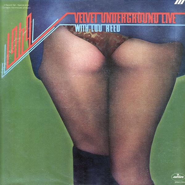 The Velvet Underground 1969 Velvet Underground With Lou Reed